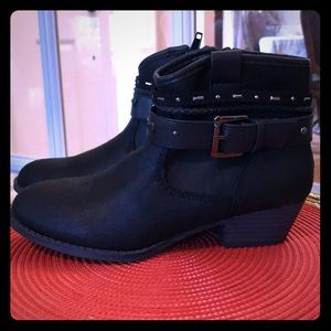 Girls MIA Ankle Boot